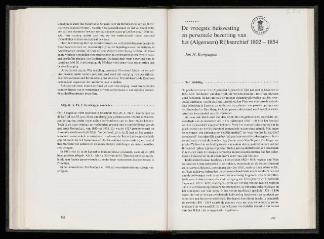 Nederlandsch Archievenblad 1986
