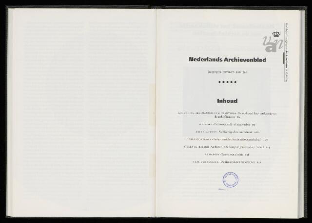 Nederlandsch Archievenblad 1992-06-01