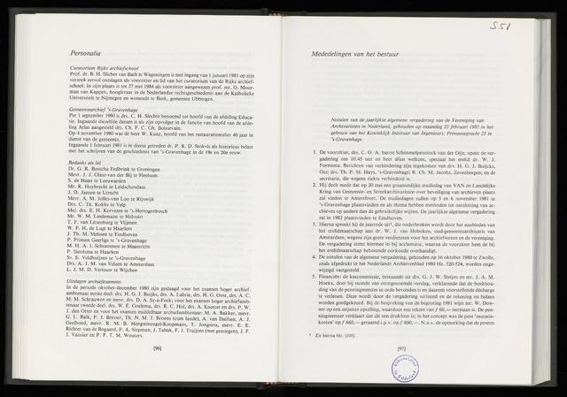 Nederlandsch Archievenblad 1981-07-01