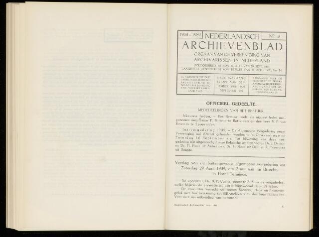 Nederlandsch Archievenblad 1939-09-01