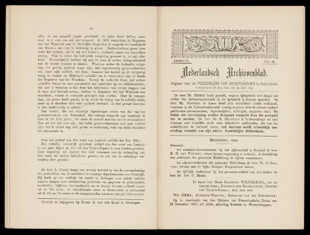 Nederlandsch Archievenblad 1897