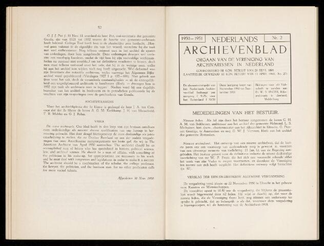 Nederlandsch Archievenblad 1951-04-01