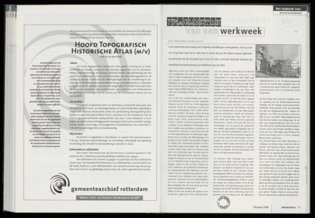 Archievenblad 1999-11-01