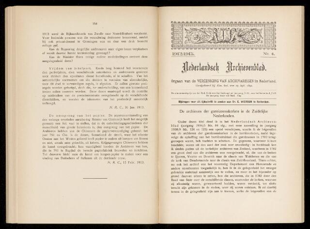 Nederlandsch Archievenblad 1912-09-04