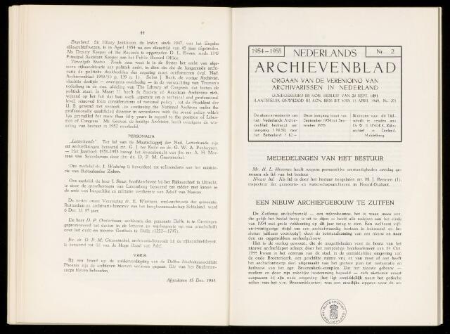 Nederlandsch Archievenblad 1955-04-01