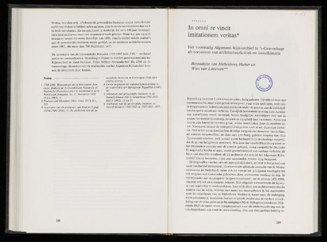 Nederlandsch Archievenblad 1988-01-01