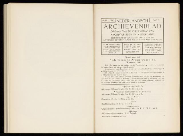 Nederlandsch Archievenblad 1940-09-01