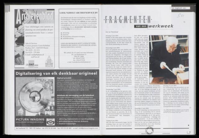 Archievenblad 2001-08-01