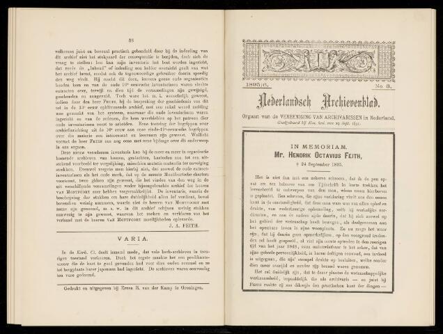Nederlandsch Archievenblad 1895-10-01