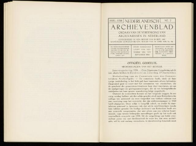 Nederlandsch Archievenblad 1936-06-01