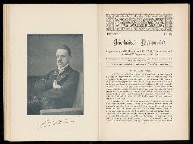 Nederlandsch Archievenblad 1912-09-03