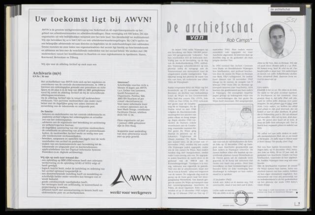 Archievenblad 2003-10-01