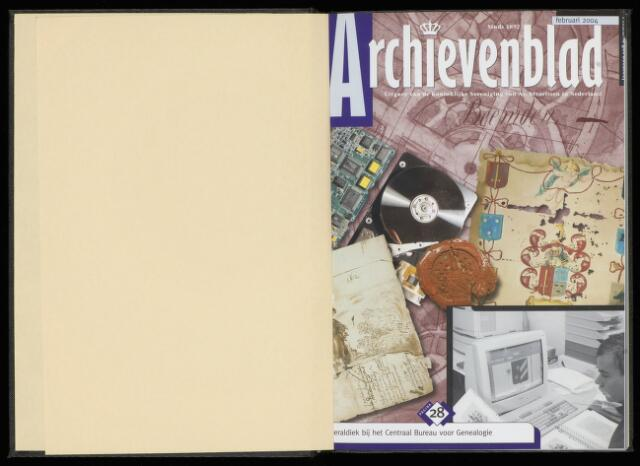 Archievenblad 2004-02-01
