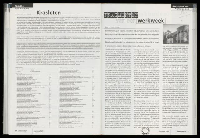 Archievenblad 1999-09-01