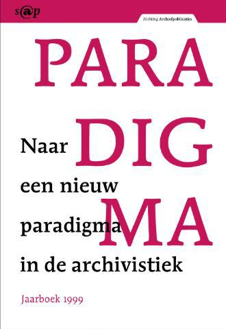 Jaarboeken Stichting Archiefpublicaties 1999-01-01