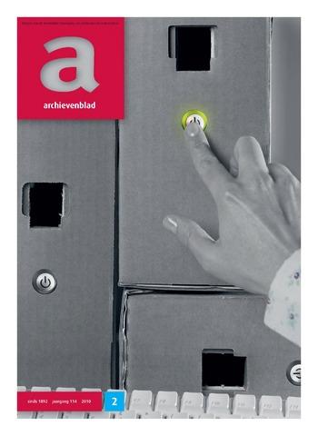 Archievenblad 2010-03-01
