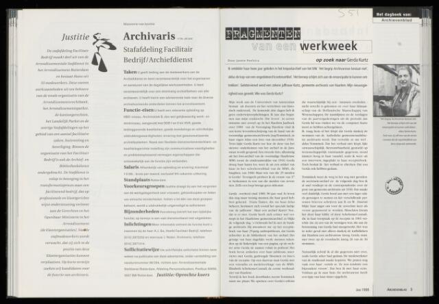 Archievenblad 1999-06-01