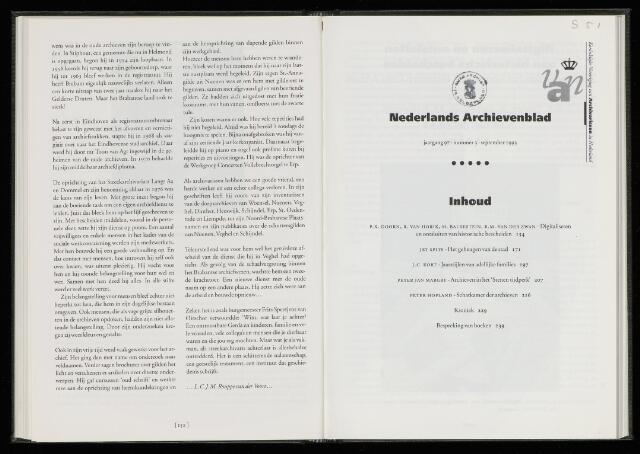 Nederlandsch Archievenblad 1993-09-01