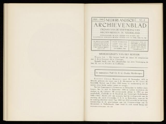 Nederlandsch Archievenblad 1940-05-01
