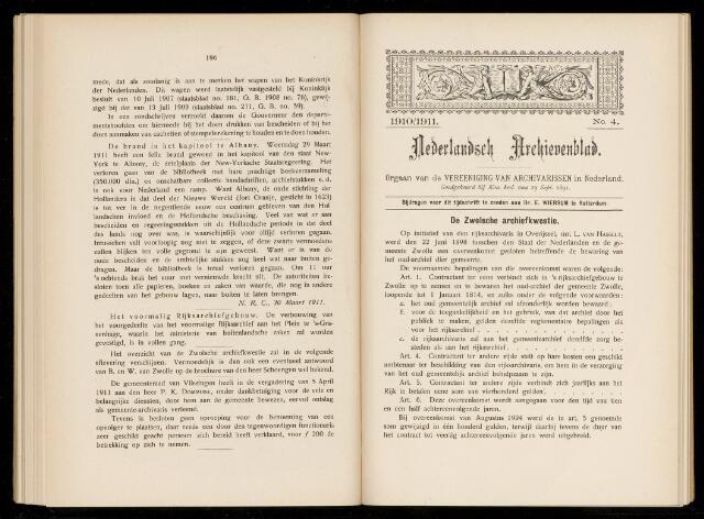 Nederlandsch Archievenblad 1910-09-04