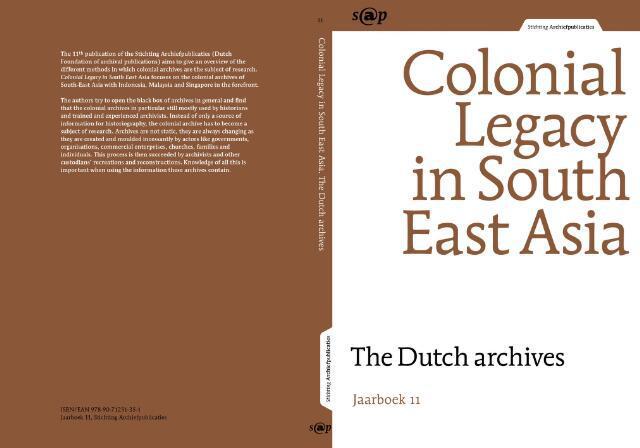 Jaarboeken Stichting Archiefpublicaties 2012-01-01