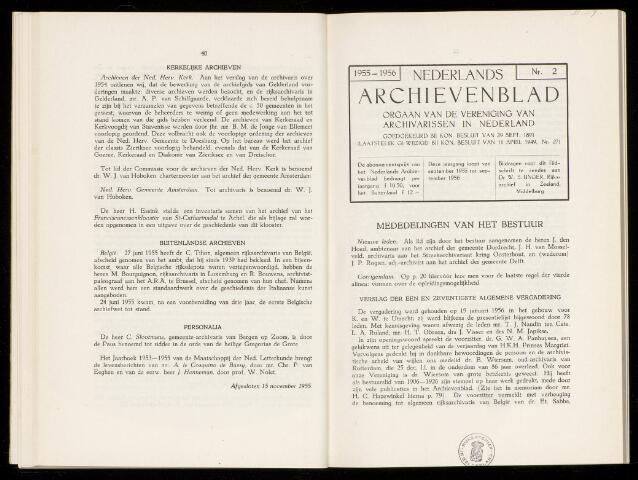 Nederlandsch Archievenblad 1956-04-01