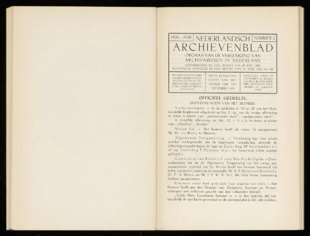 Nederlandsch Archievenblad 1929-05-01