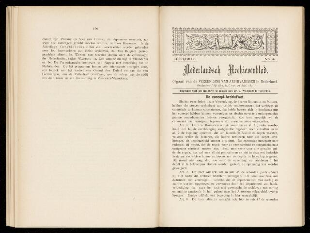 Nederlandsch Archievenblad 1906-09-04