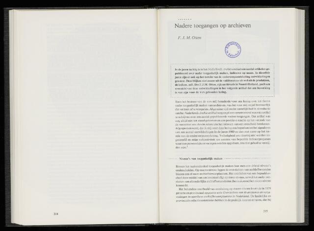 Nederlandsch Archievenblad 1991-01-01