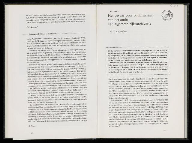 Nederlandsch Archievenblad 1989-07-01