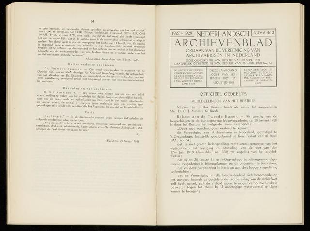 Nederlandsch Archievenblad 1928-04-01