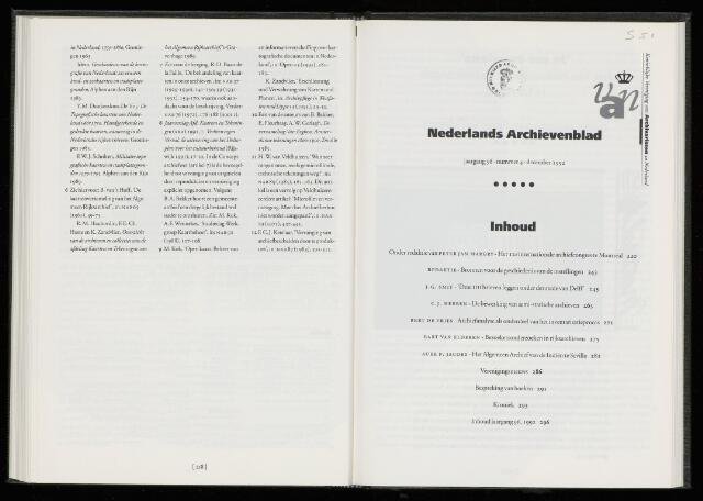 Nederlandsch Archievenblad 1992-12-01