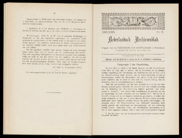 Nederlandsch Archievenblad 1917-09-02
