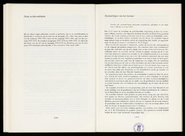 Nederlandsch Archievenblad 1963-10-01