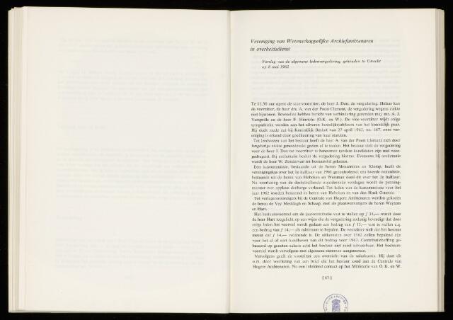 Nederlandsch Archievenblad 1962-09-01