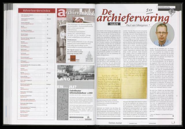 Archievenblad 2009-11-01