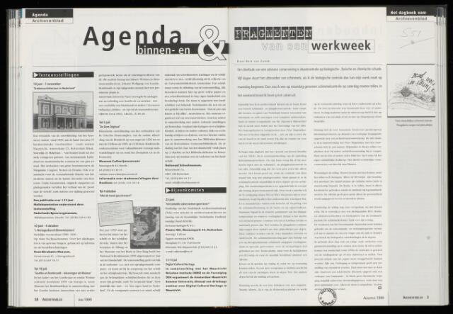 Archievenblad 1999-08-01