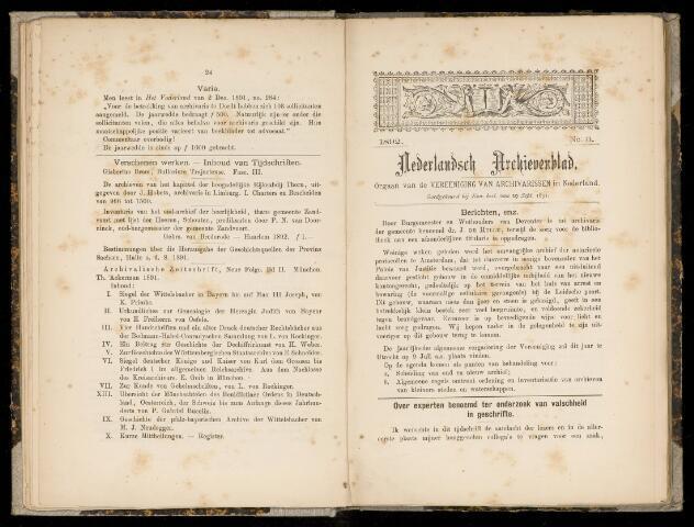 Nederlandsch Archievenblad 1892-06-01