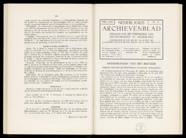 Nederlandsch Archievenblad 1957-09-01