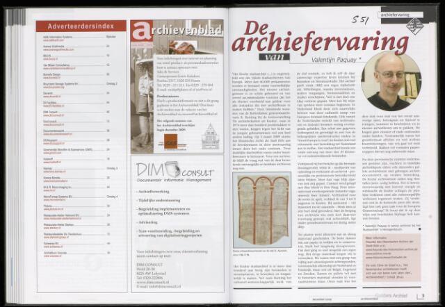 Archievenblad 2009-12-01
