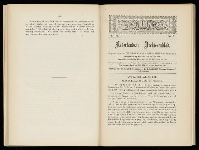 Nederlandsch Archievenblad 1925-06-01