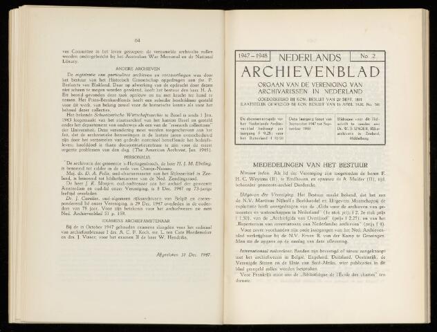 Nederlandsch Archievenblad 1948-05-01