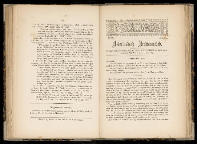 Nederlandsch Archievenblad 1893-09-04