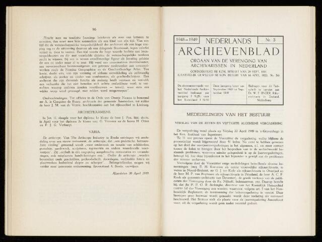 Nederlandsch Archievenblad 1949-09-01