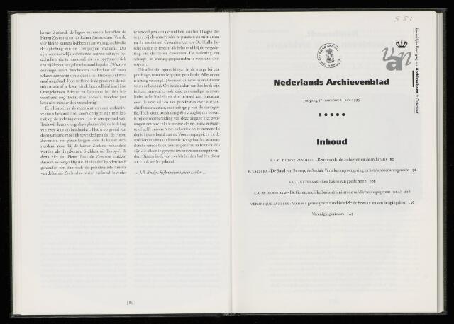 Nederlandsch Archievenblad 1993-06-01