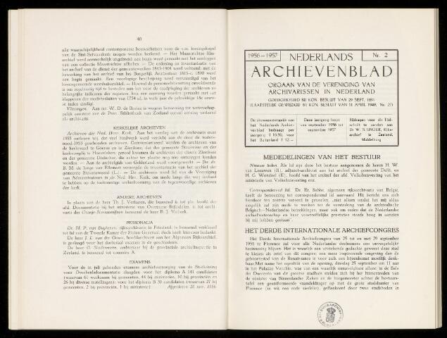 Nederlandsch Archievenblad 1957-03-01
