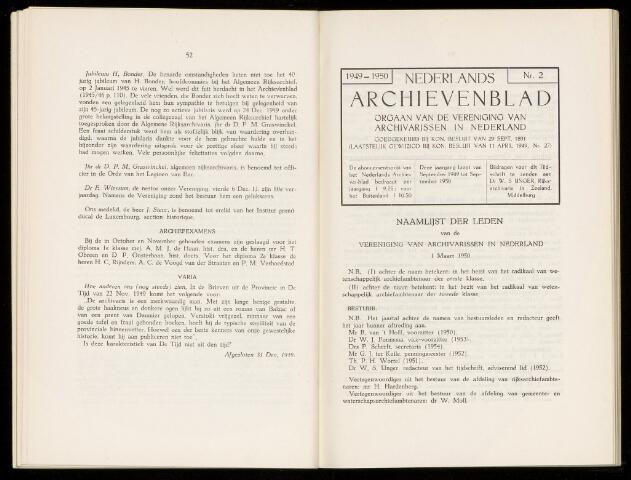Nederlandsch Archievenblad 1950-04-01