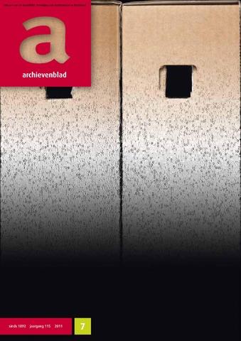 Archievenblad 2011-09-01