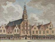 St. Jacobs Gasthuis te Leiden