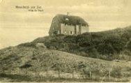Villa De Pauw aan de Beethovenweg (mei 1967 afgebroken)